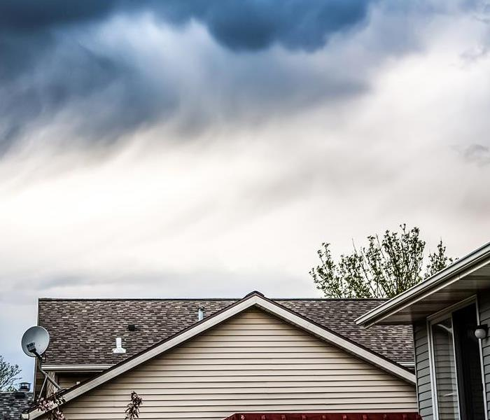 Storm Damage Three Tips for Maintaining Your Business's Exterior