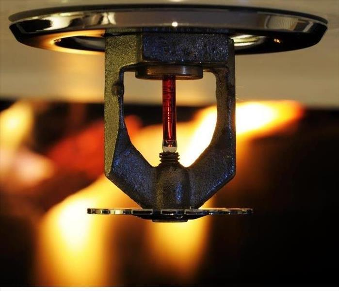 Commercial The Fire Sprinkler Demystified