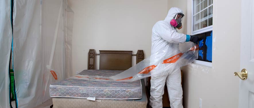 Tyler, TX biohazard cleaning