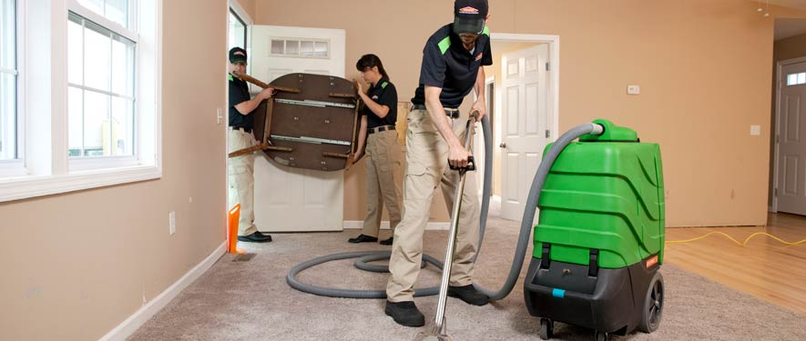 Tyler, TX residential restoration cleaning